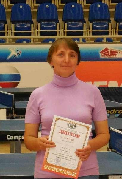 Светлана Тютина