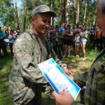Василий Алемасов-самый удачливый рыбак Первенства