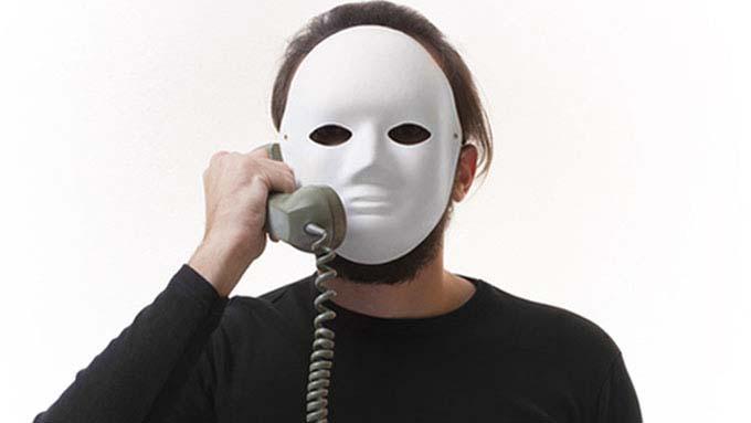 Anonymous Phone Call