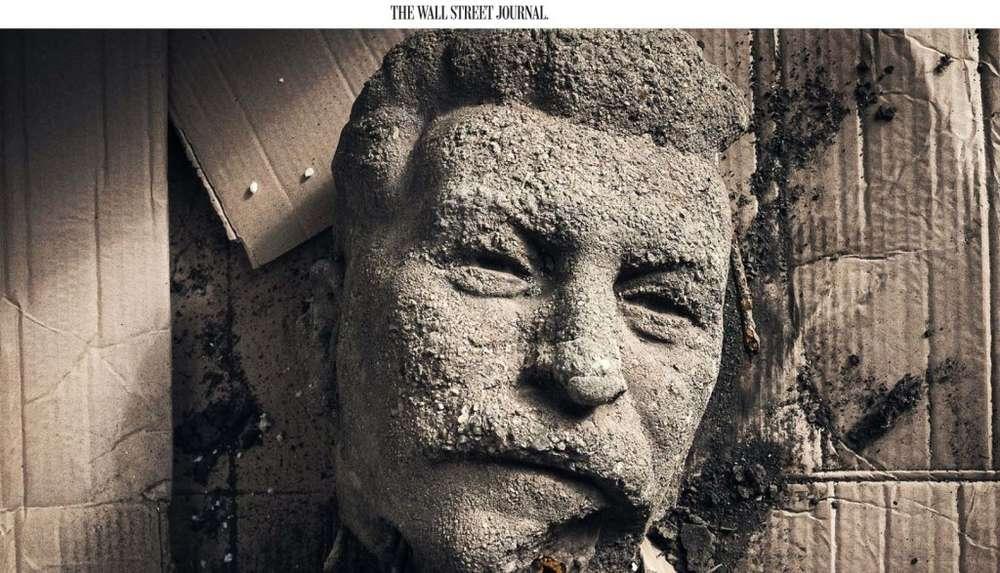 Сталин The Wall Street Journal