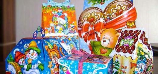 novogodnii-detskii-podarok-konfety-krasivaia-korobka