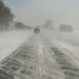 ветер, снег, гололед