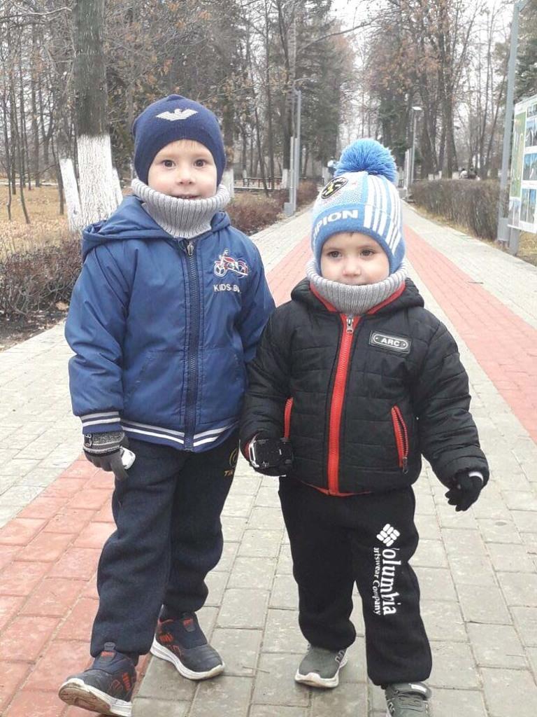 Андрей и Игорь