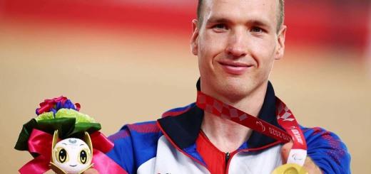 Tokyo 2020 Paralympic Games - Cycling Track